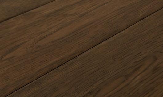 Hickory gunstock 5 engineered acadian flooring high for Acadian flooring